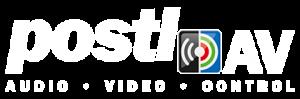 postl AV  AUDIO VIDEO CONTROL